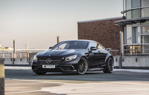 Picture auto, tuning, Mercedes-Benz, Mercedes, Prior-Design, C217, PD990SC