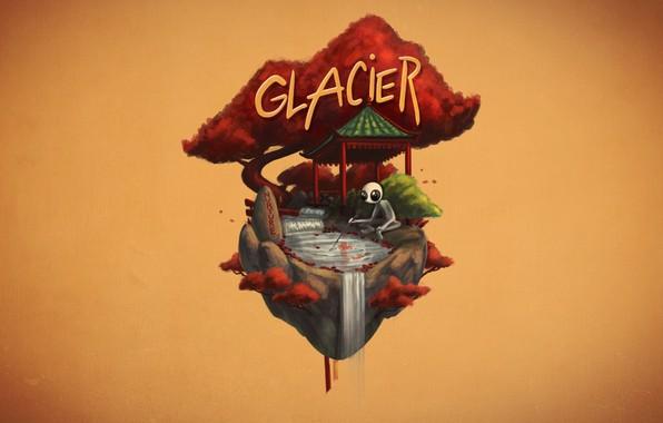 Picture Music, Glacier, Cover, Monstercat, Brenna Myers, Nurture