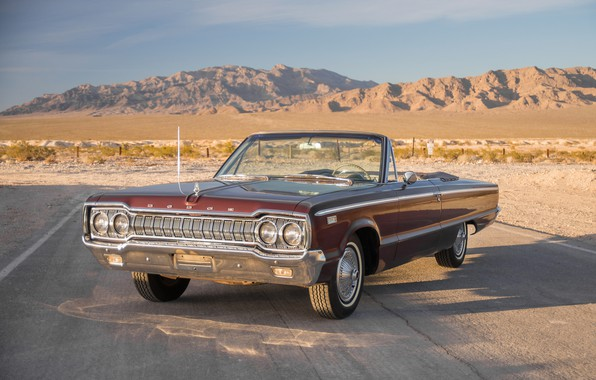 Picture 1965, Convertible, 880, Dodge Custom