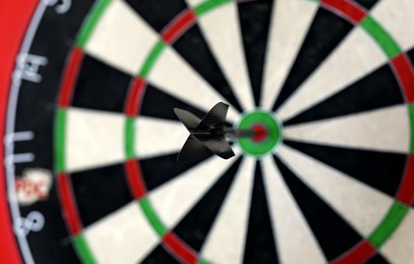 Picture arrow, Darts, target