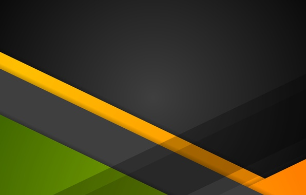 wallpaper line  green  geometry  black  design  orange