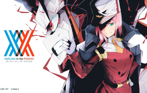 Wallpaper Look, Girl, Anime, Darling In The Frankxx Images