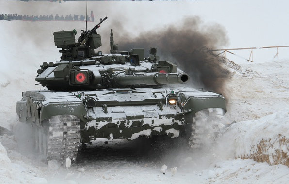 Picture tank, combat, Russian, main, T-90