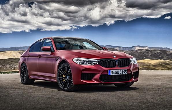 Picture BMW, BMW, Sedan, 5-Series, F90