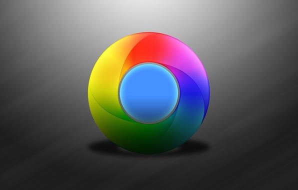 Picture computer, logo, emblem, windows, Google, browser, Chrome