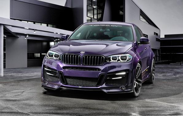 Picture BMW, BMW, SUV, crossover, F16, Lumma Design, X6R
