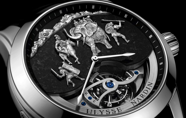Picture time, watch, watch, Ulysse Nardin, chronometer, Ulysses Nardan, Hannibal Minute Repeater