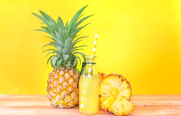 Picture Tube, Pineapple, Juice