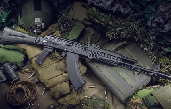 Picture weapons, machine, weapon, Kalashnikov, assault Rifle, kalashnikov, AKM, AK-103, AK, ak, akm