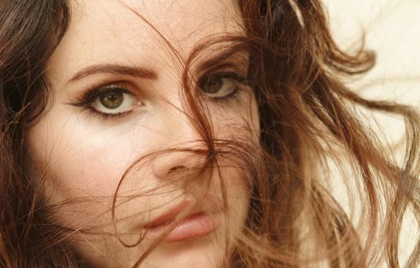 Picture look, singer, Lana Del Rey
