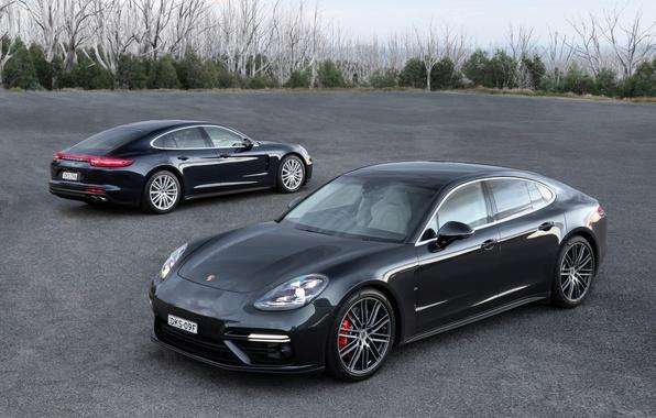 Photo wallpaper Panamera, Porsche, Porsche, Panamera