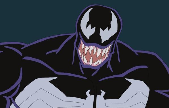 Picture Marvel, venom, 1997, venom, symbiote, the black death