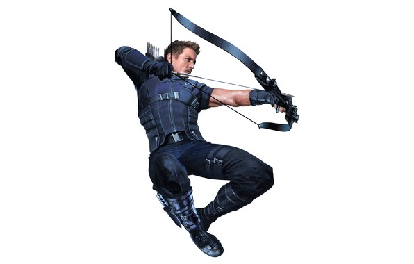 Picture Costume, Bow, Quiver, Actor, Hero, Superhero, Hero, Marvel, Arrows, Comics, Jeremy Renner, Hawkeye, Jeremy Renner, …