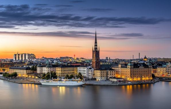 Picture Stockholm, Sweden, Sweden, Old Town, Stockholm