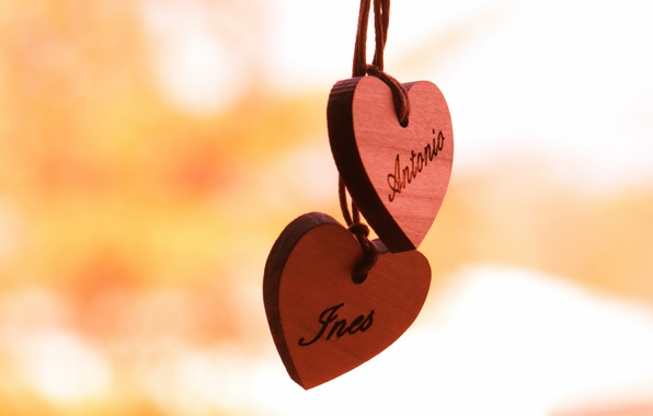 Picture macro, background, heart