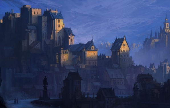 Picture the city, the first rays, first rays, andreas rocha