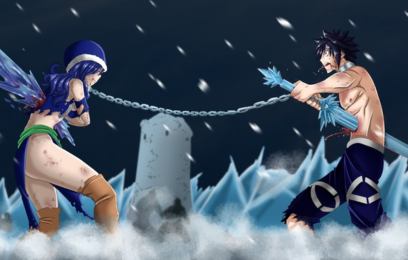 Photo Wallpaper By Schismart17 Anime Juvia Japanese Gray Fairy Tail