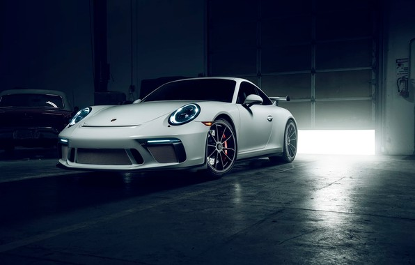 Picture 911, Porsche, Car, Front, GT3, Sport, Garage