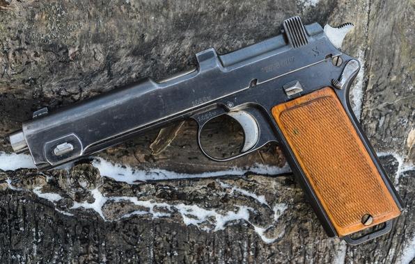 Picture gun, production, self-loading, Steyr, 1912, Austria-Hungary, Steyr-Hahn