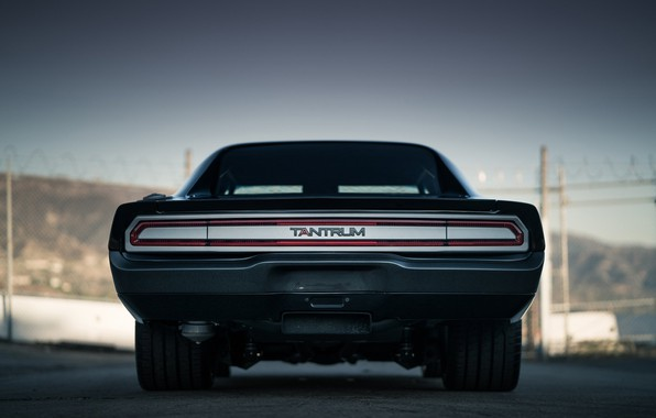 Picture Muscle, Dodge, Charger, 1970, Tuning, Tantrum