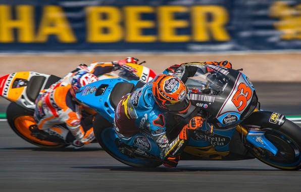 Picture motorcycles, speed, Honda, MotoGP, Motorsport, racing, British Grand Prix Silverstone 2017