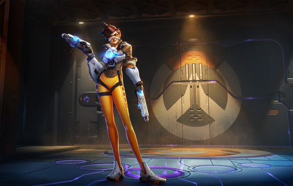 Picture Windows, Game, Blizzard Entertainment, PlayStation 4, Xbox One, Heroes of the Storm, Tracer, The Game …