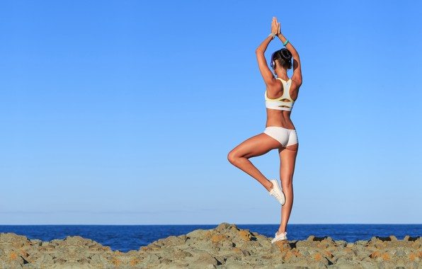 Picture yoga, pilates, activewear, fitnss