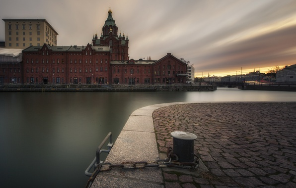 Picture the city, Finland, Helsinki