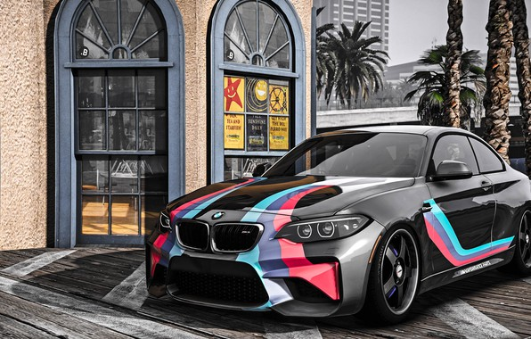 Picture GTA, Grand Theft Auto V, BMW M2