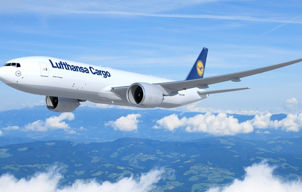 Picture the sky, Boeing, The rise, Boeing, Cargo, Lufthansa, B-777, B-777, B777-F