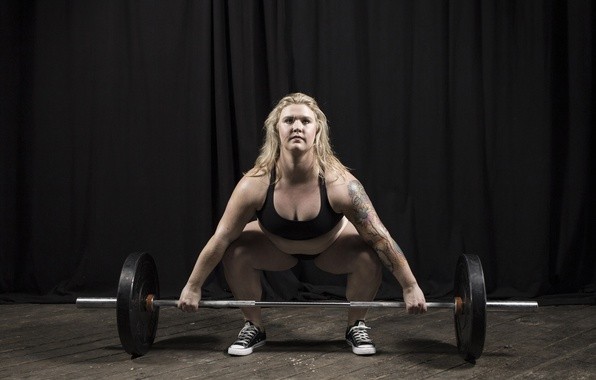 Picture tattoo, rod, crossfit, the girls