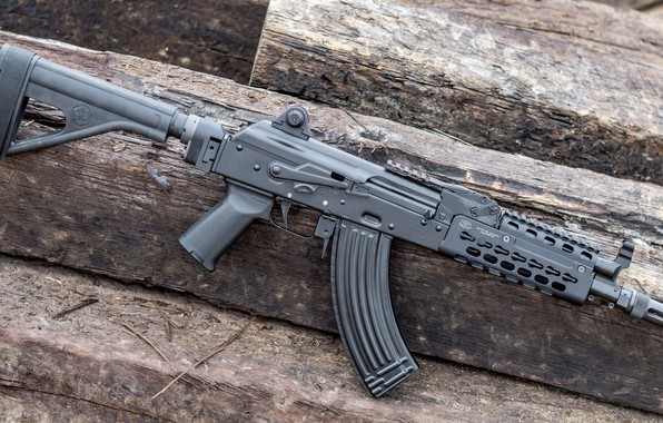 Picture weapons, machine, weapon, custom, custom, Kalashnikov, assault Rifle, kalashnikov, AKM, ak, akm