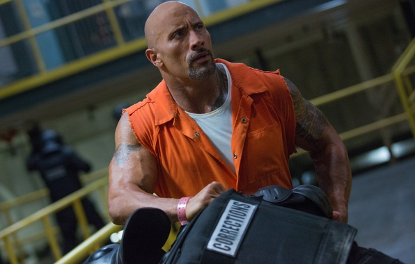 Picture cinema, tatoo, The Rock, Dwayne Johnson, film, Luke Hobbs, Dwayne Douglas Johnson, Fast And Furious …