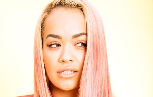 Picture face, celebrity, Rita Ora
