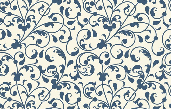 Picture vector, texture, floral, seamless background