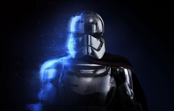 Picture Star Wars, Star wars, Electronic Arts, DICE, EA DICE, Captain Phasma, Star Wars: Battlefront II, …