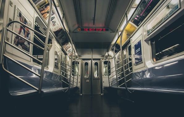 Picture Train, Metro, The car
