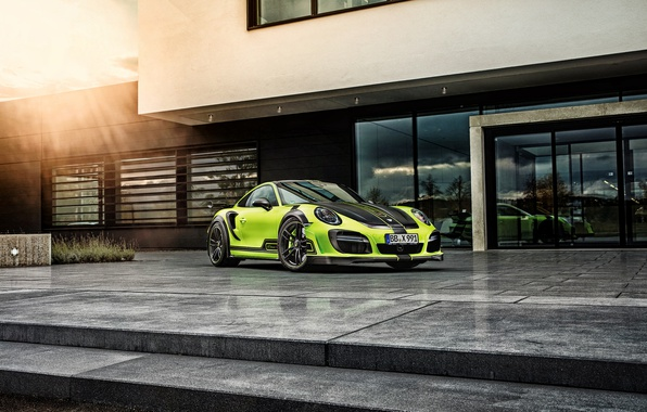 Picture 911, Porsche, Porsche, Turbo, turbo, TechArt