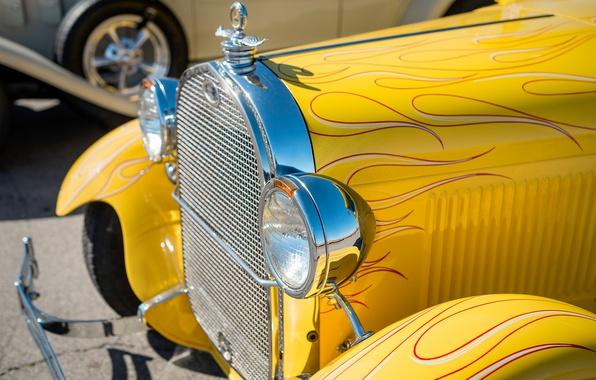 Photo wallpaper Ford, classic, Retro, 1929