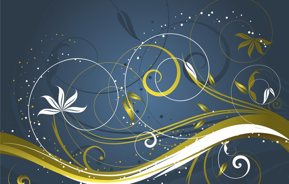 Picture abstraction, texture, abstract, Vector, Decorative