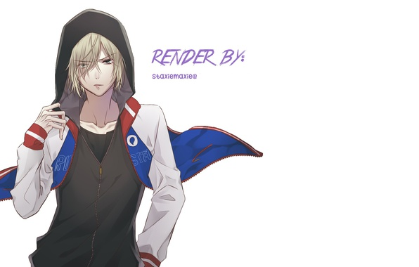 Photo Wallpaper Art Yuri On The Ice Anime