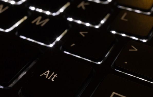 Picture macro, button, keyboard, Alt