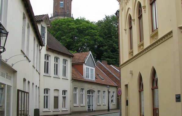 Picture Home, Road, The city, Germany, Street, Building, Germany, Street, Road, Town, Places, Ler