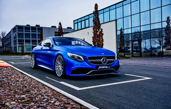 Picture coupe, Mercedes, Mercedes, AMG, Coupe, S-Class, C217