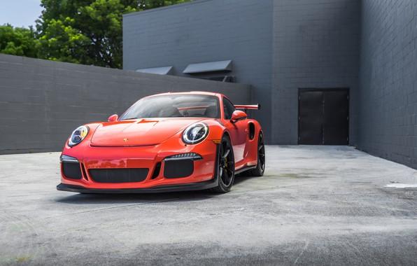 Picture 911, Porsche, GT3, Carrera, VAG, Ginger