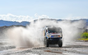 Picture Truck, Master, Squirt, Russia, Kamaz, Rally, Dakar, KAMAZ-master, Dakar, Rally, KAMAZ, The roads, Best, 502, …