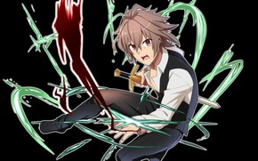 Picture background, art, guy, Fate - Apocrypha