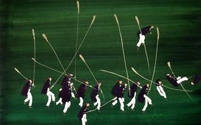 Picture Two thousand three, ARUSHA VOZMUS, Trekking with sticks