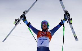 Picture sport, skier, giant slalom, Ted Ligety, Ted Ligeti