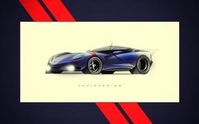 Picture Auto, Figure, Frame, Strip, Machine, Car, Car, Art, Art, Rendering, Yasid Design, Yasid Oozeear, YASIDDESIGN, …